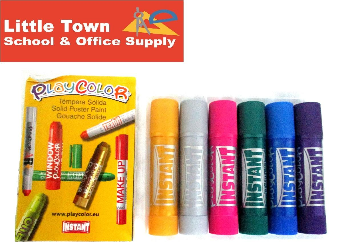 Instant Flou One Play Color 10g 6 Assorted Colors