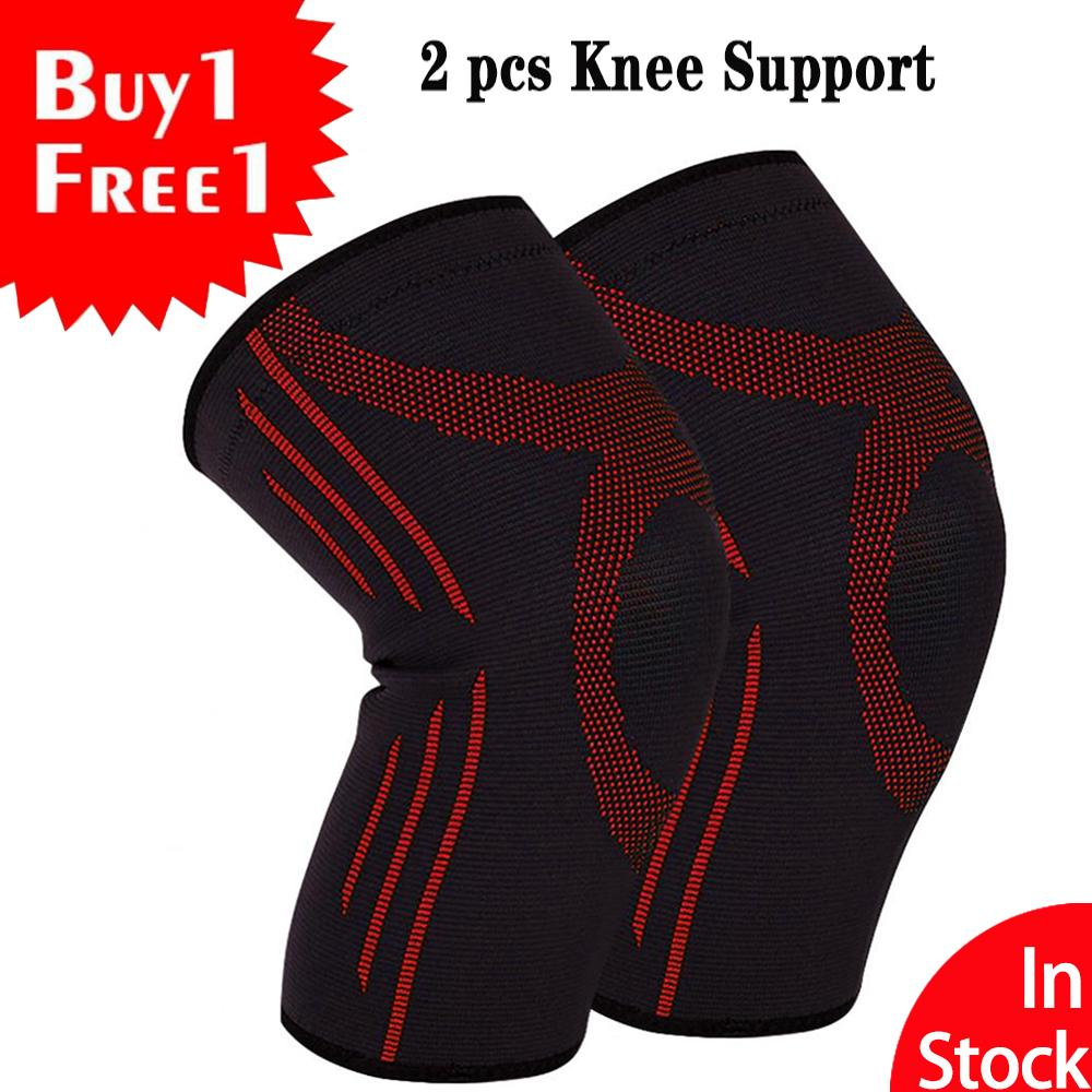 Construction Pads For Sale Knee And Elbow Prices Brands Pad Kneepad Asics V2 Buy 1 Free 12pcs Fitness Running Cycling Support Braces Elastic Nylon Sport