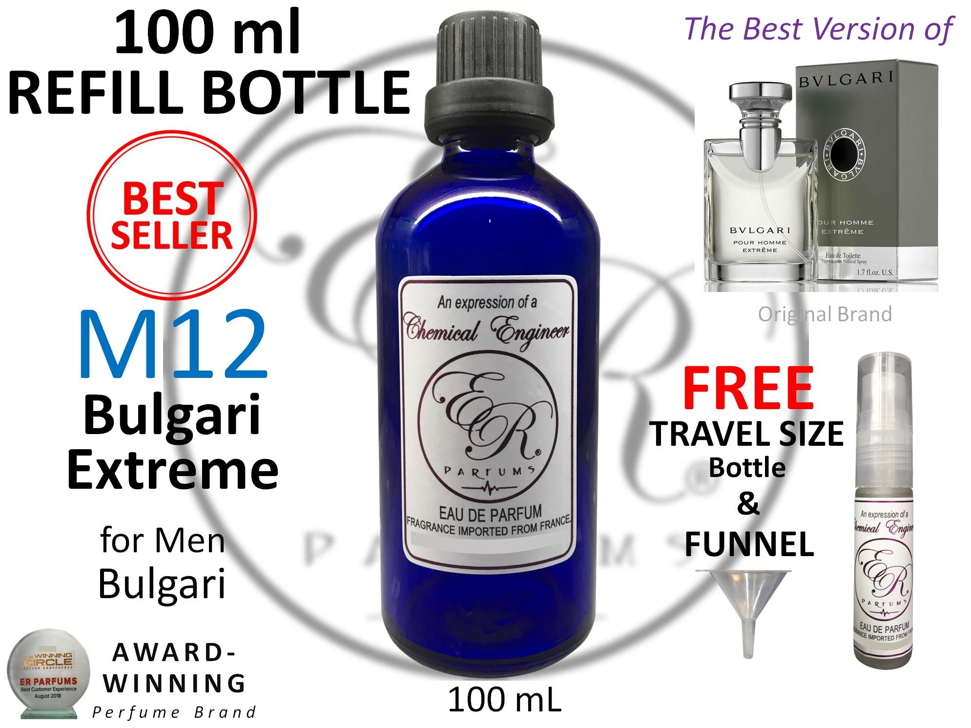 Mens Cologne Brands Fragrance On Sale Prices Set Bvlgari Blv Blue Men Edt 100ml Er Parfums M12 Bulgari Extreme For By 1 Piece 100 Ml Refill Bottle With