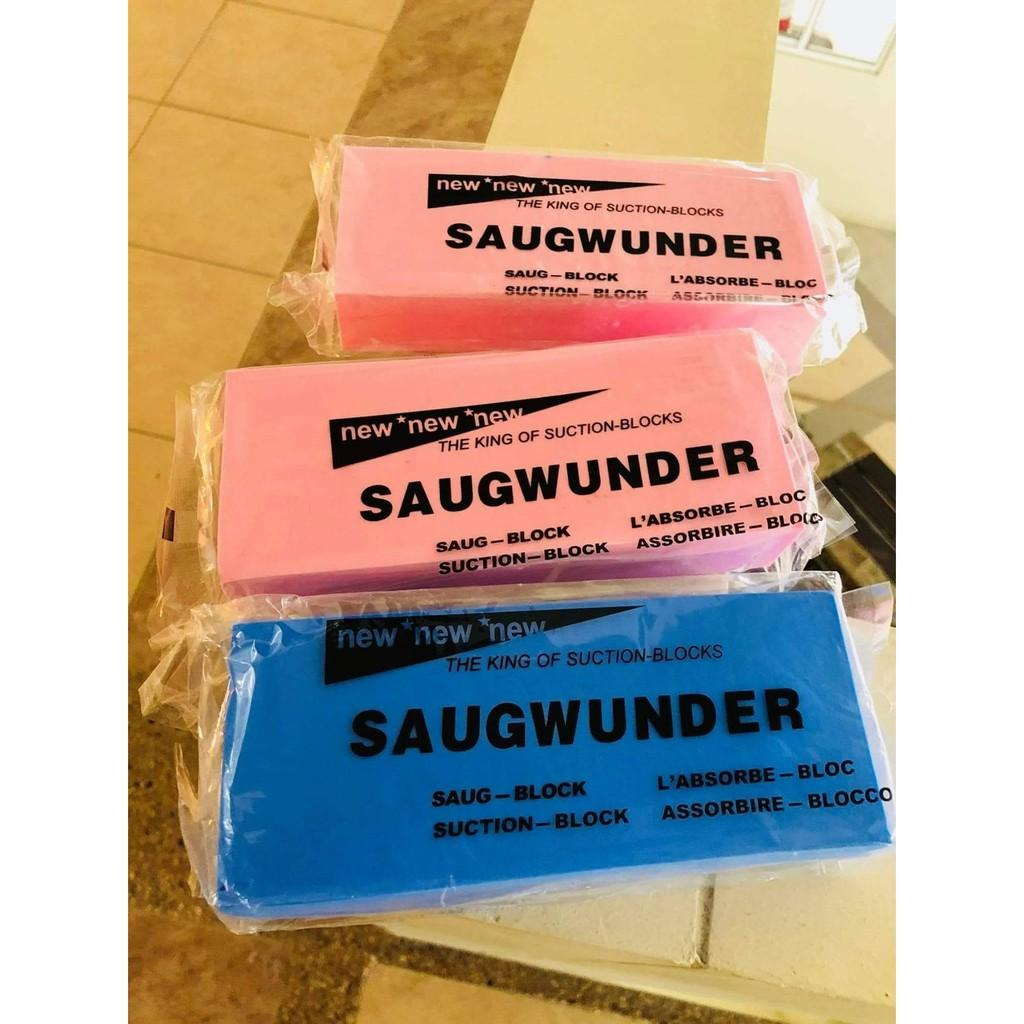 Set Of 3 Saugwunder Ultra Absorb Cleaning Tools Magic Household Cleaning Rags Sponge Philippines