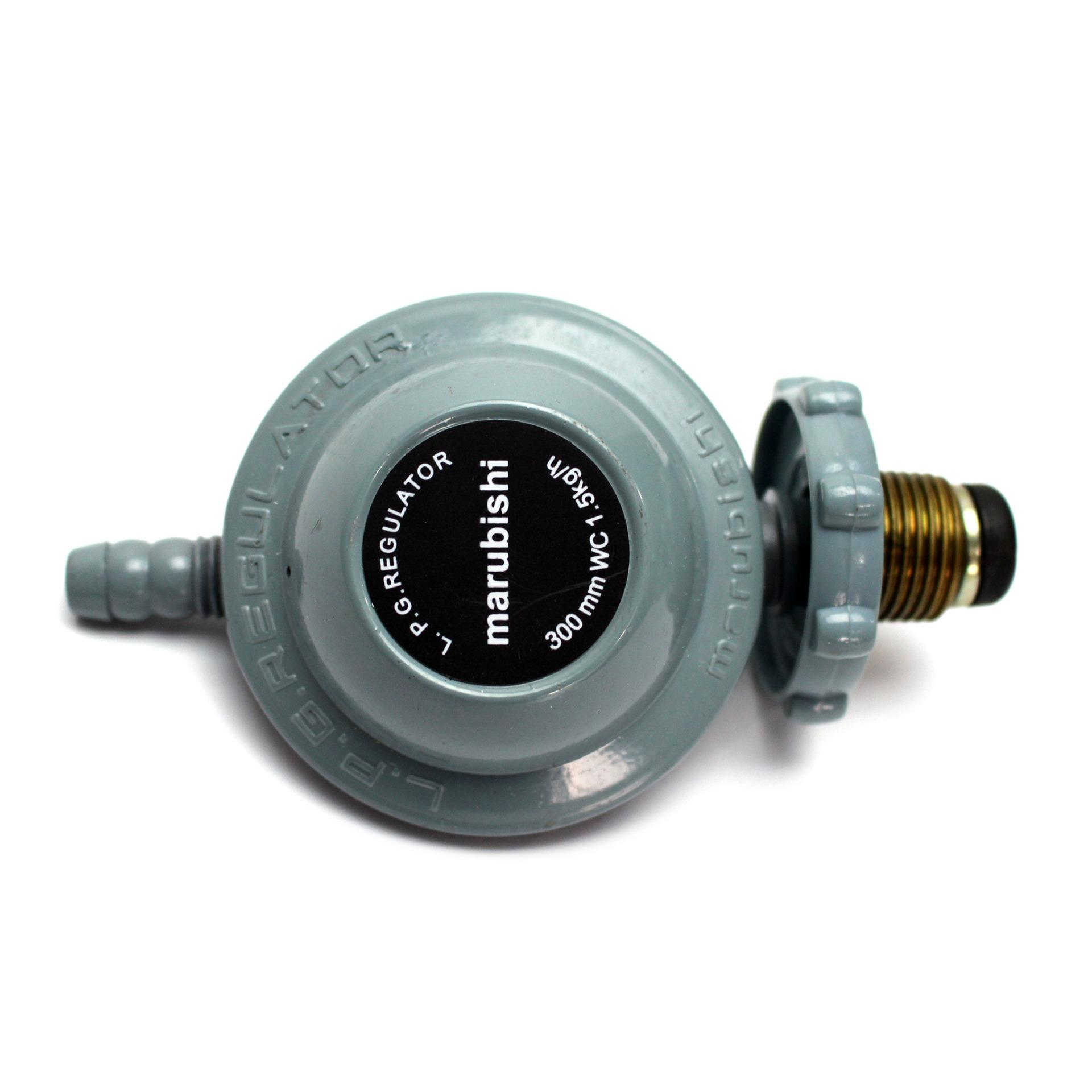 Marubishi Mrs-9101 L.p.g Regulator (grey) By Emmanuel Shop.