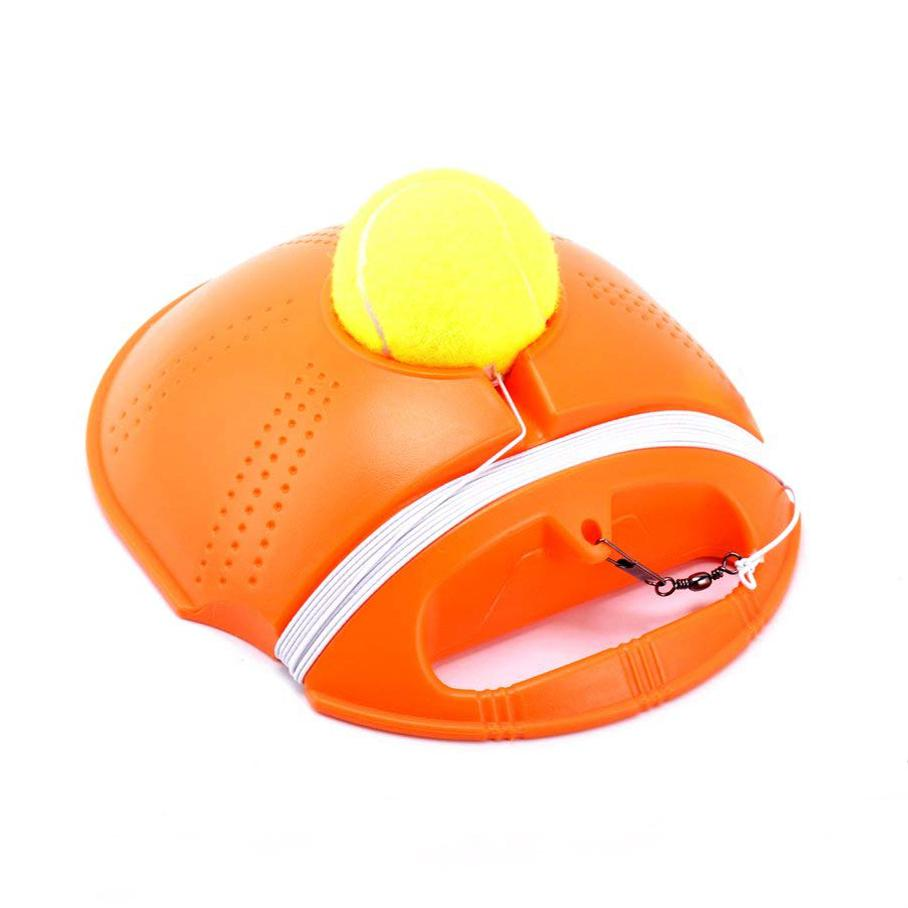 Fill And Drill Rebound Tennis Trainer With Tennis Ball And String By Games Sports Hobbies.