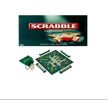 Quality French Scrabble Games Board Puzzle Game Original Word Anagrams Classique Chess O116y By Mzone.