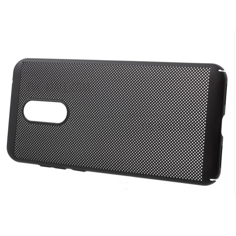 Xiaomi Redmi 5 Plus Case Heat Dissipation Hard PC Slim Protective Cover