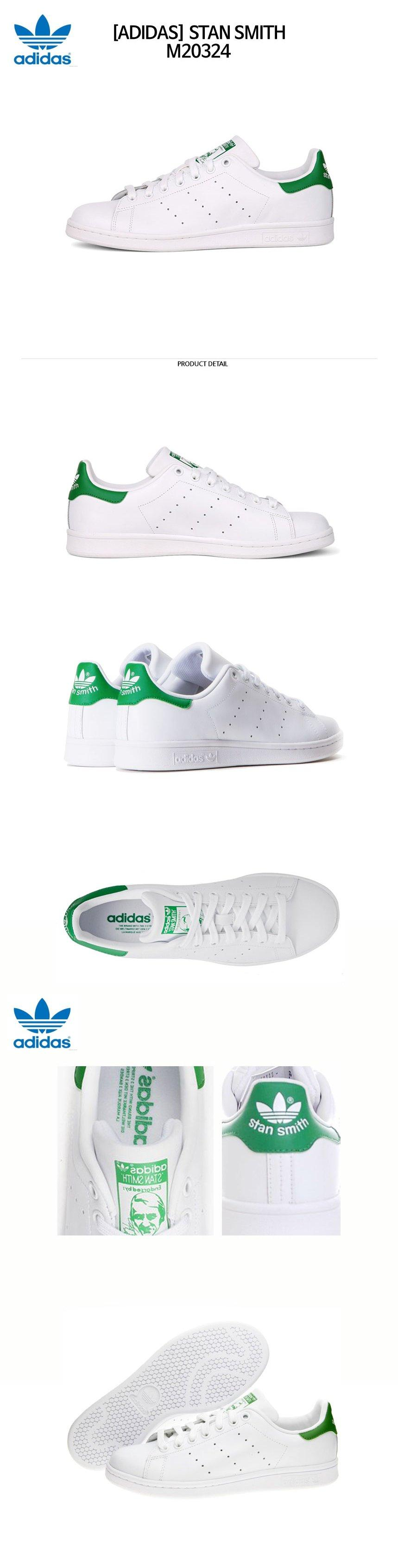 brand new 22c07 0e3c5 Product details of Adidas Unisex Originals Stan Smith M20324 Shoes Express