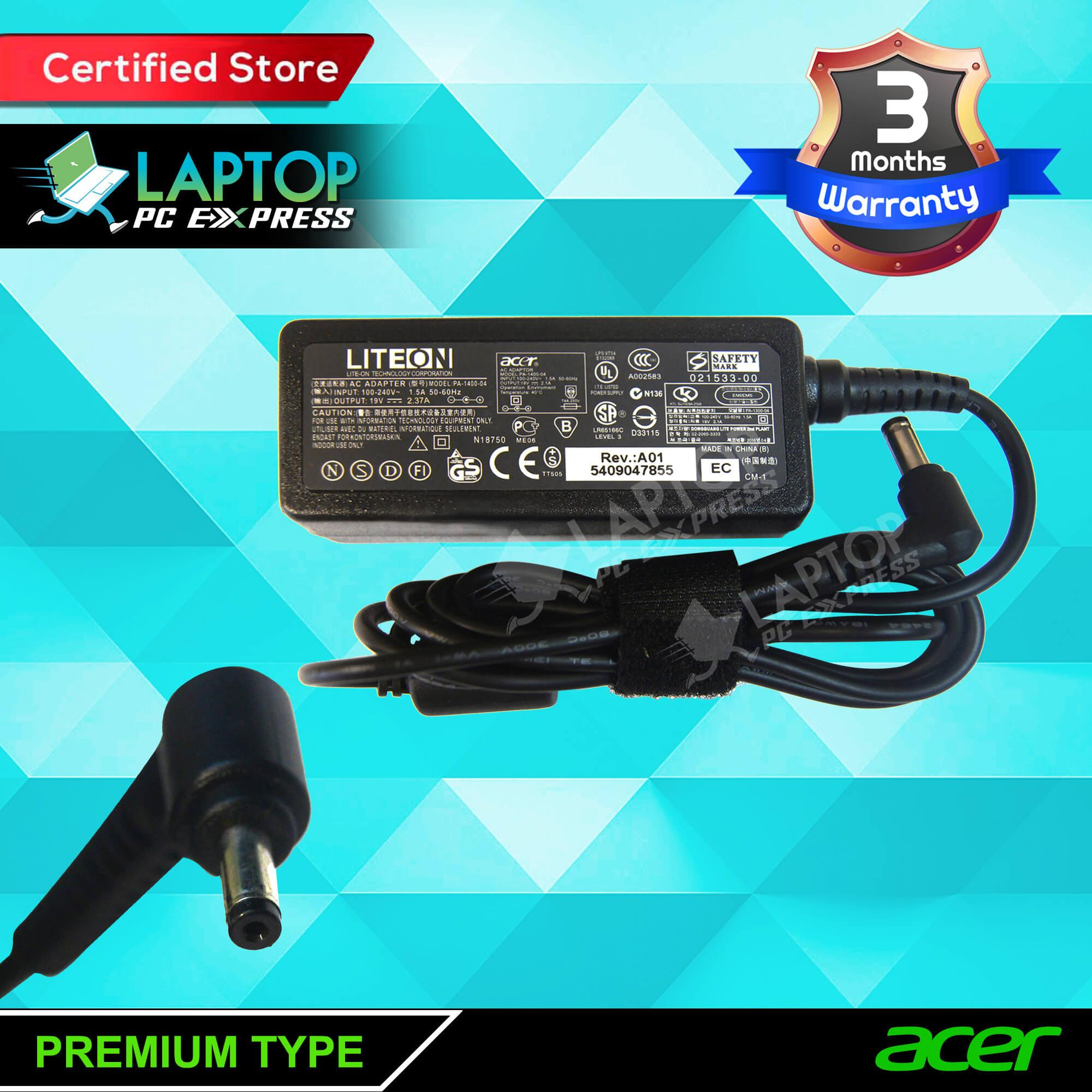 Acer Computer Accessories Philippines Pc For Sale Keyboard Laptop Aspire V5 132 132p E3 111 E11 Charger Ac Adapter 19v 237a 45w 3011mm Chromebook 13