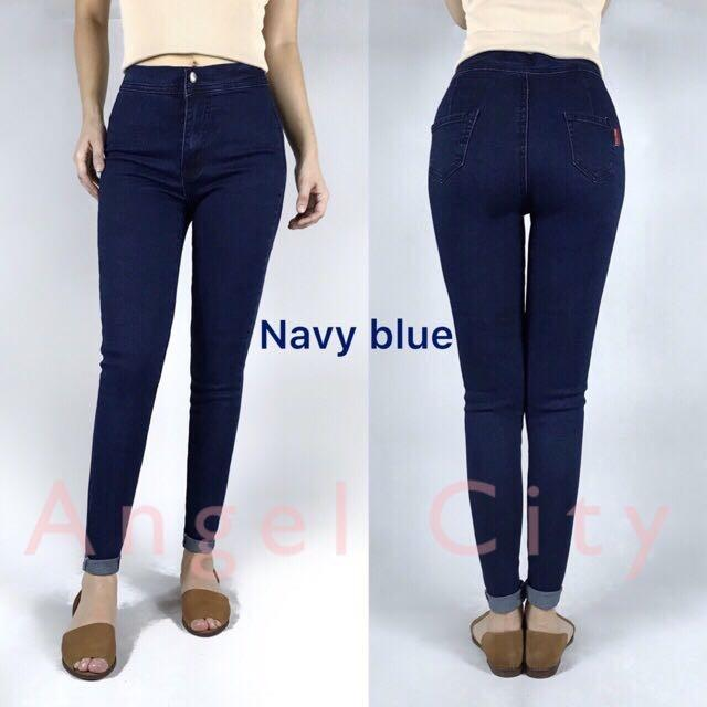 107b4377ac2f High waist pants SIZE 25to32 skinny strechable jeans for women for idp shop