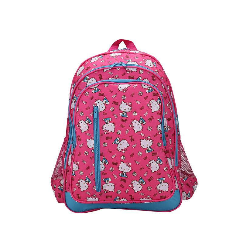 15ad474f3 Hello Kitty hello kitty Backpack Children Series girl women Tourism Large  Capacity Primary School bag bags