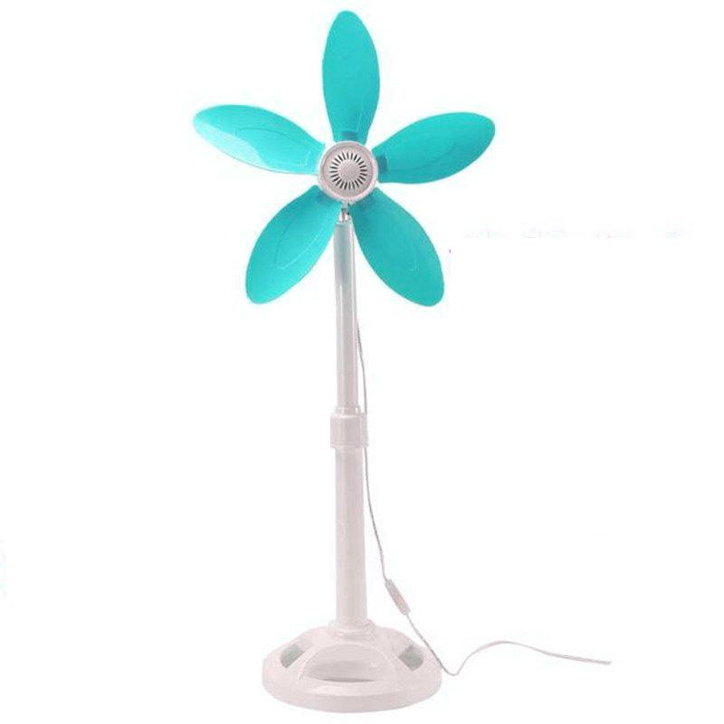 Cher9 Hand-Held Leafless Fan USB Charging Mini Pocket Fan Student Outdoor Portable Small Fan
