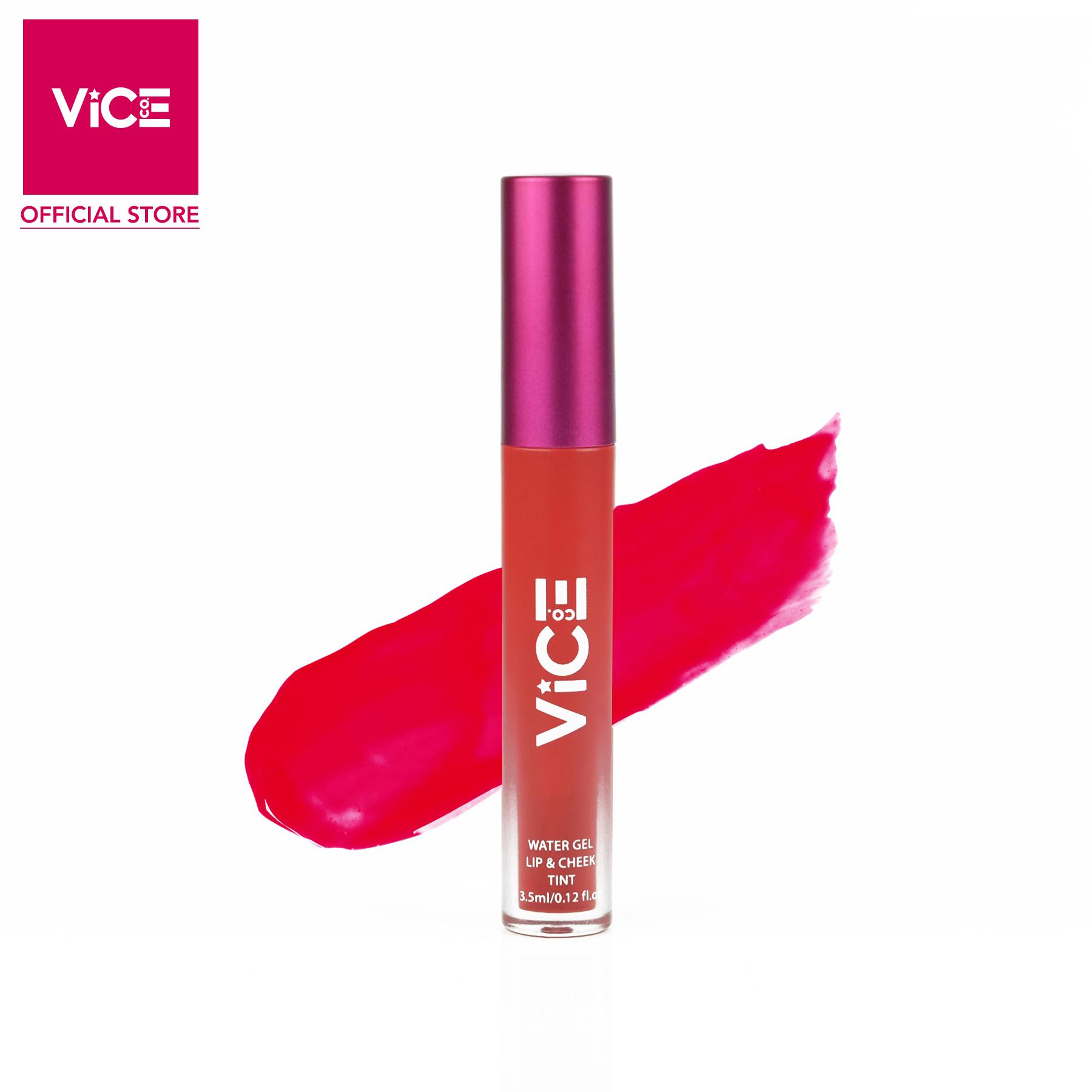 Vice Cosmetics Water Gel Lip & Cheek Tint Kyondi Philippines