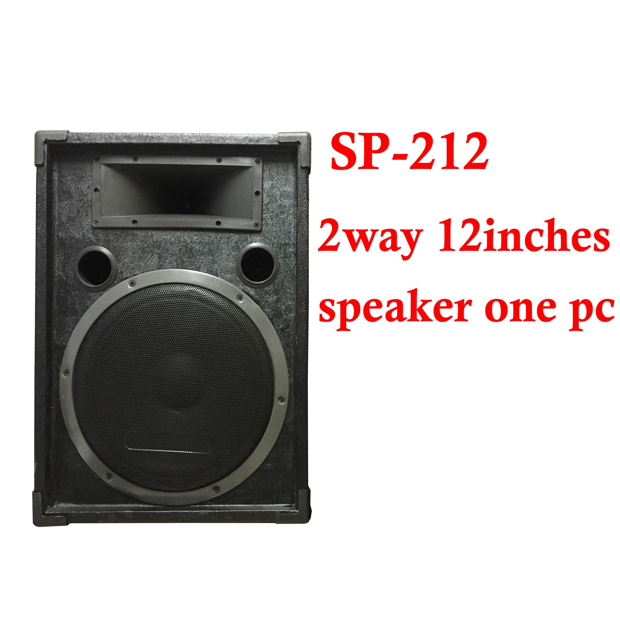 Subwoofer For Sale Speaker Prices Brands Specs In Cheap Car Filter Pcb Layout Jms Sp 212 12inches 2way Black