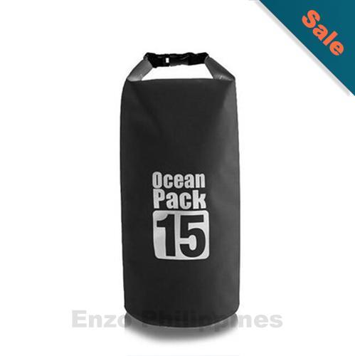 4717586539f Ocean Pack 15 Liter Universal Swimming Diving Hiking Waterproof Storage Bag  Portable Outdoor Waterproof Dry Bag