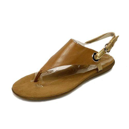 08e7a2479c9709 Ai rou Shi Han version flat heel Women s flip-flop Sandals Flat Sandals