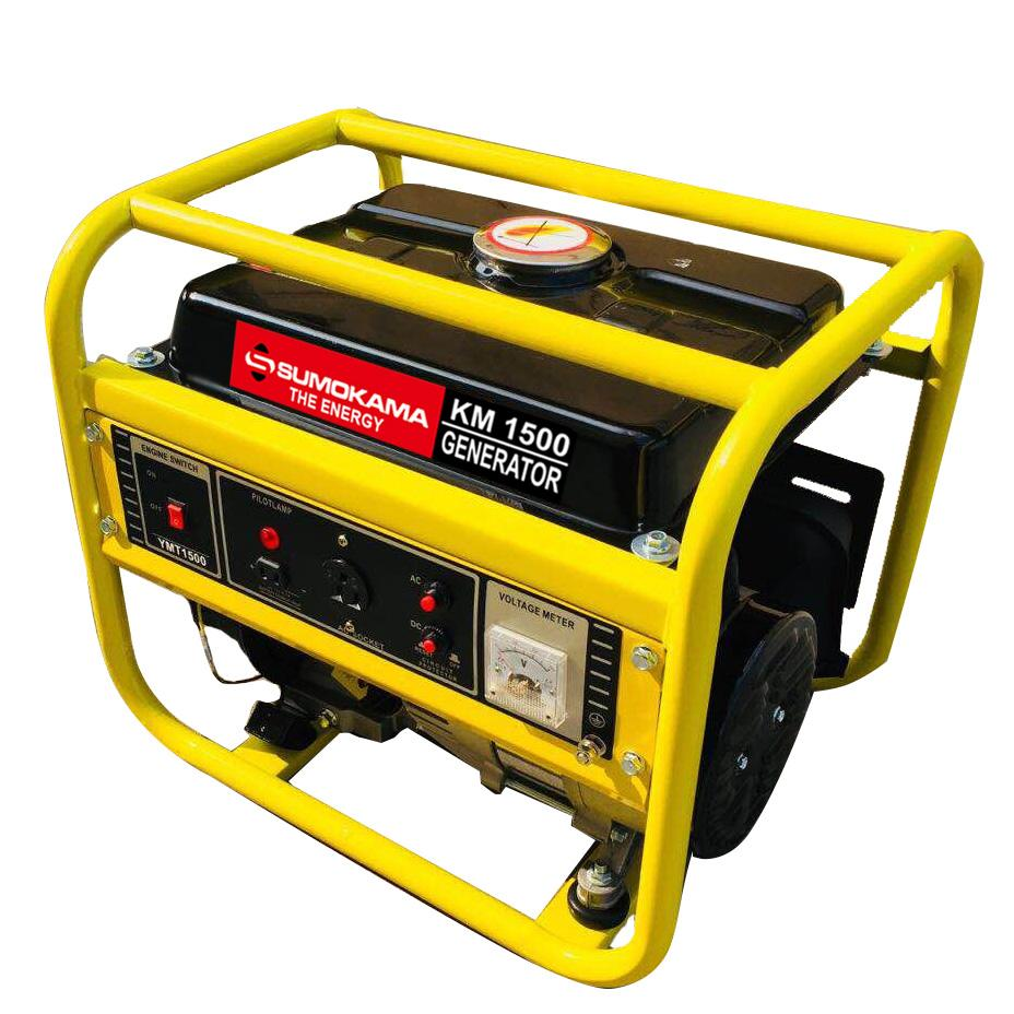 Portable Generator For Sale Power Prices Brands Voltmeter Ac Wiring Circuits 1500 Watt Petrol Gasoline Engine Water Pump
