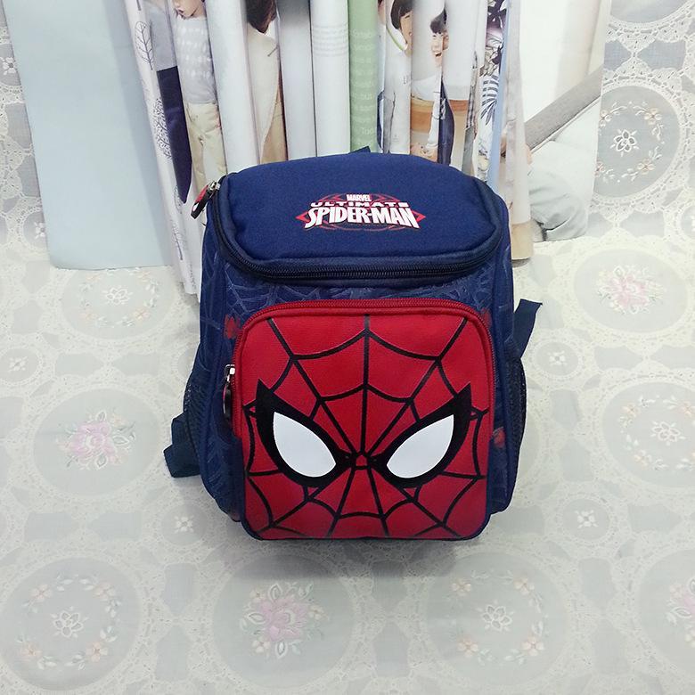 0299550b8f New Arrivals Hot Cartoon Spider Backpacks For Kids Children School Bags  Primary Backpack Boy mochila