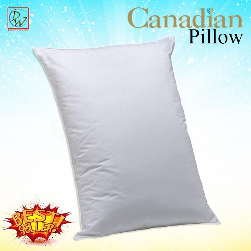 King Fisher Premium Pillow by Canadian (White)