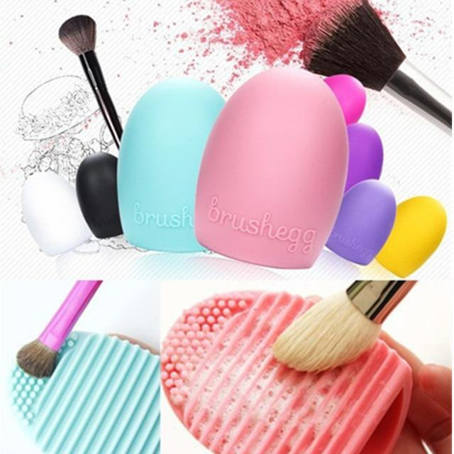 Brush egg Makeup Brush Cleaner Philippines