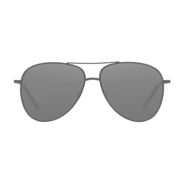 265d25c724f Sunnies Studios Serge Pilot Sunglasses for Men and Women (Chrome Mirror)