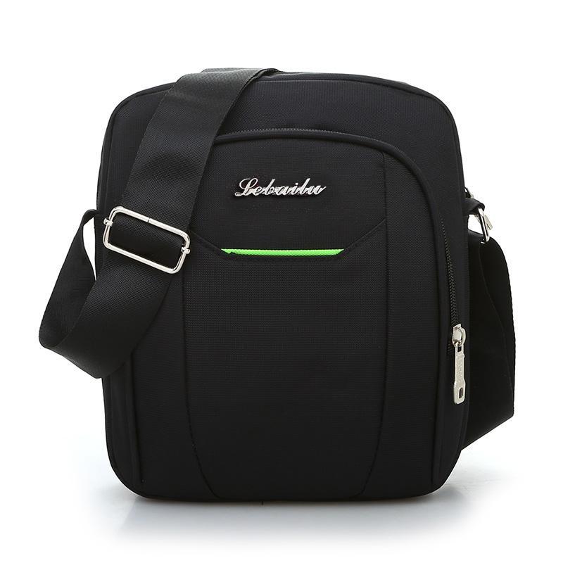 3a8fa7765147 Men Crossbody bag bags Briefcase Nylon Oxford Cloth Over-the-shoulder bag  bags Horizontal