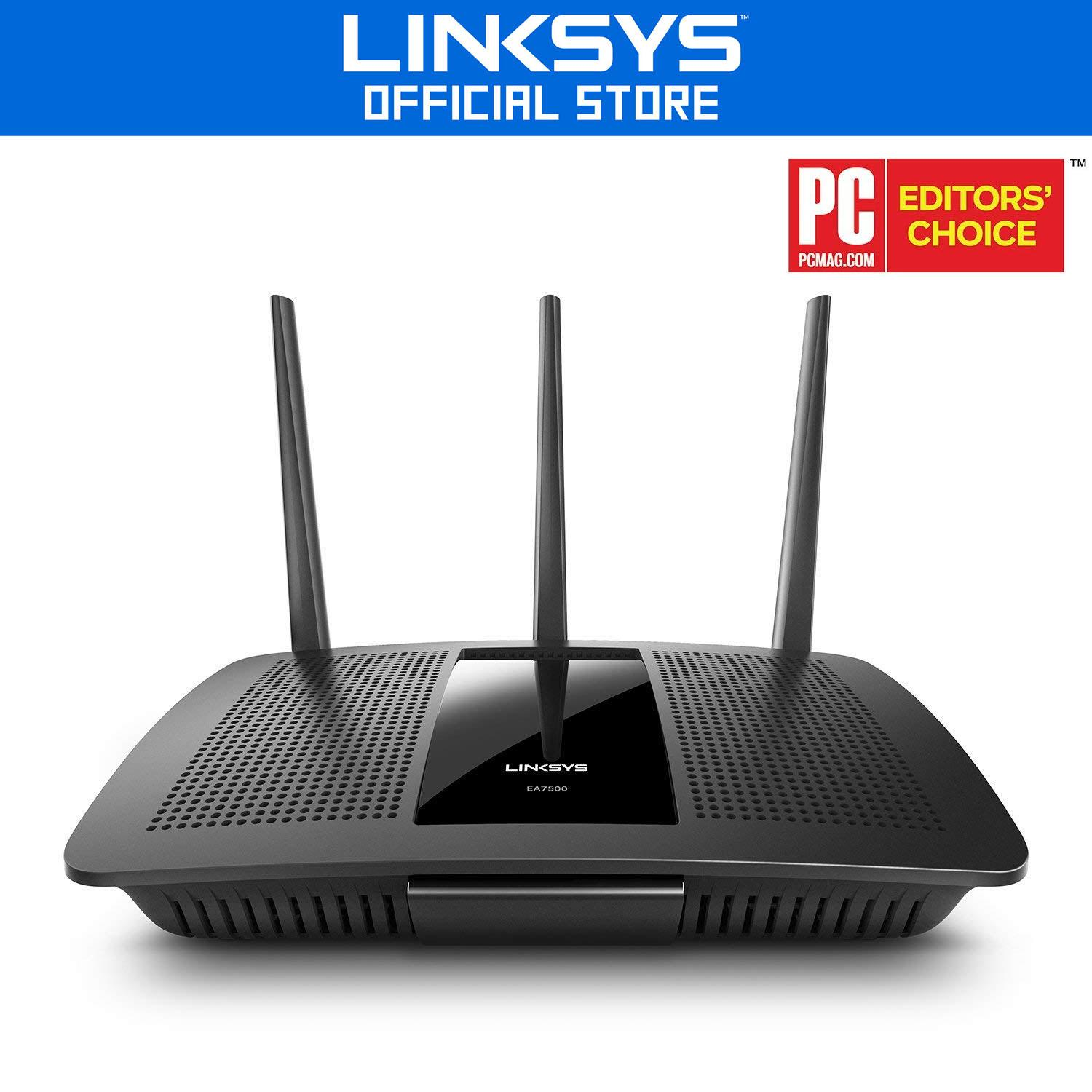 Linksys Philippines Price List Internet Routers Wifi Cisco E1000 Wireless N Router Ac1900 Dual Band Works With Amazon Alexa Max Stream Ea7500