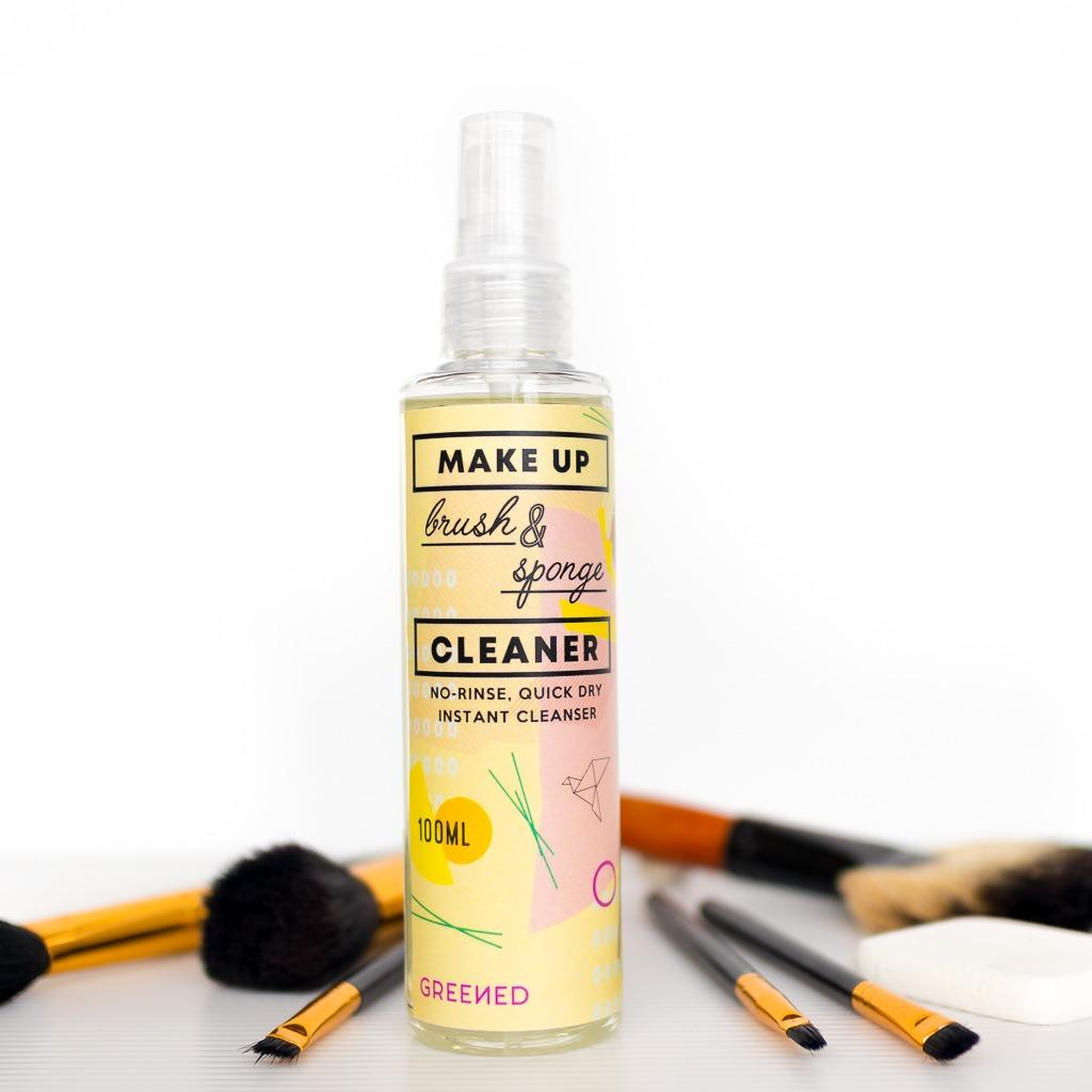 Greened Makeup Brush and Sponge Cleaner Philippines