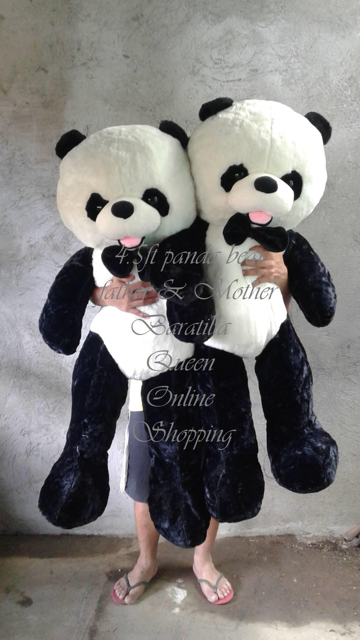 4.5ft Panda stuffed toy  Buy sell online Stuffed Toys with cheap ... bb72818db