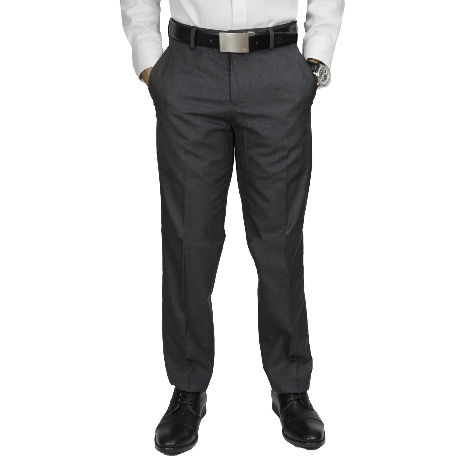 PROFILE by IDENTITY - Mens Corporate Collection Office Wear Formal Trouser  Suit Pants ba26e15057