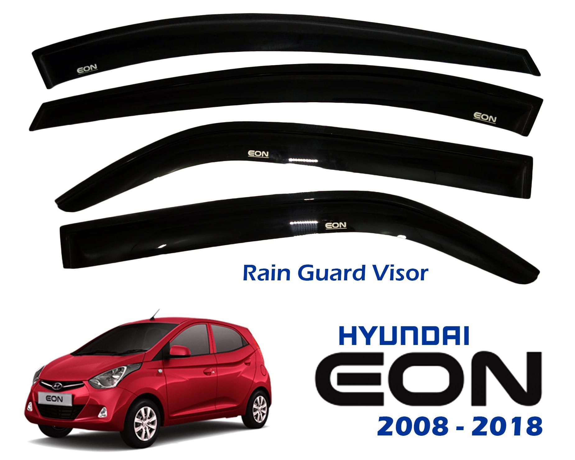Hyundai Eon 2018 OEM Type Rain Guard Window Visor