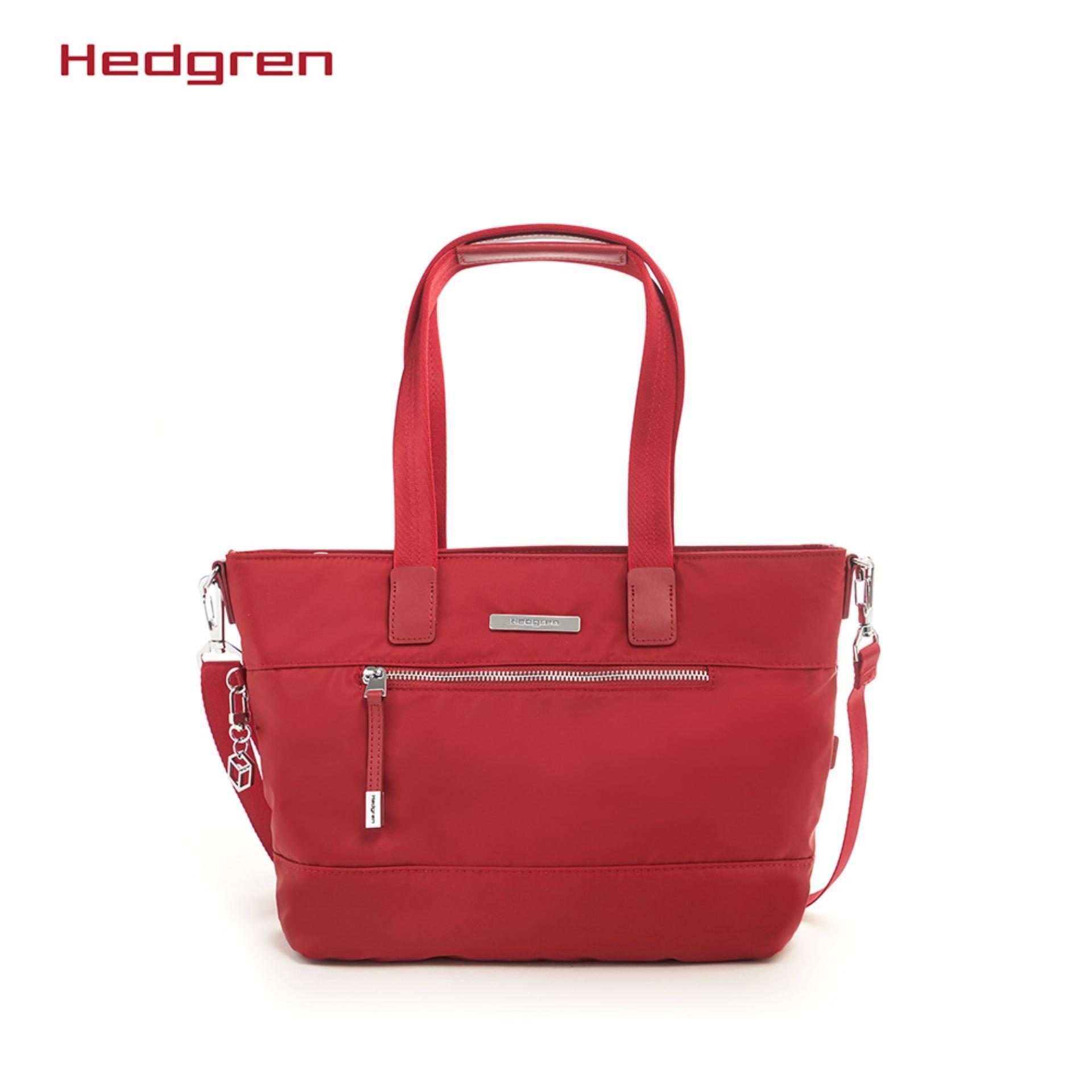Hedgren Glaze Women S Nylon Tote Bag