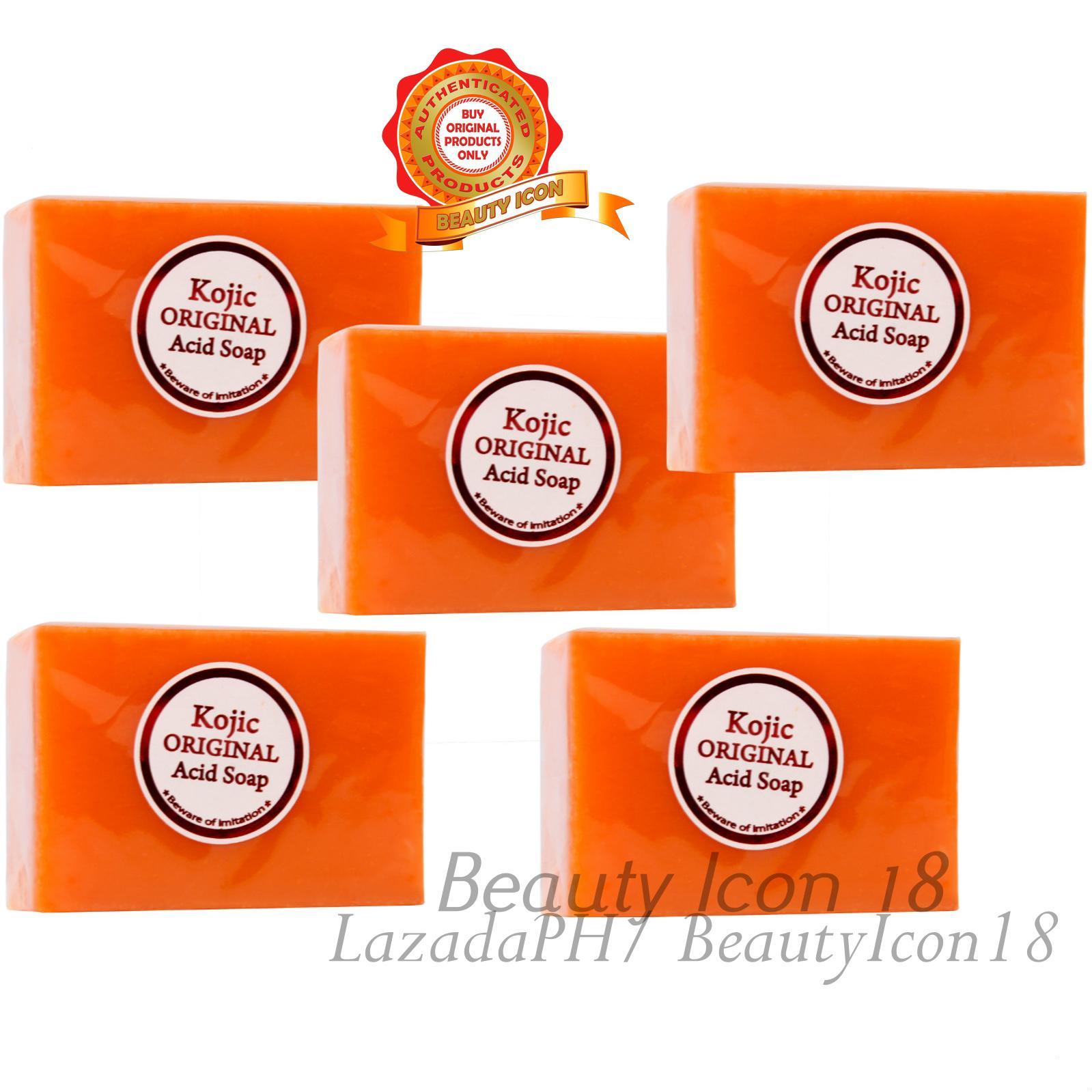 effective kojic soap