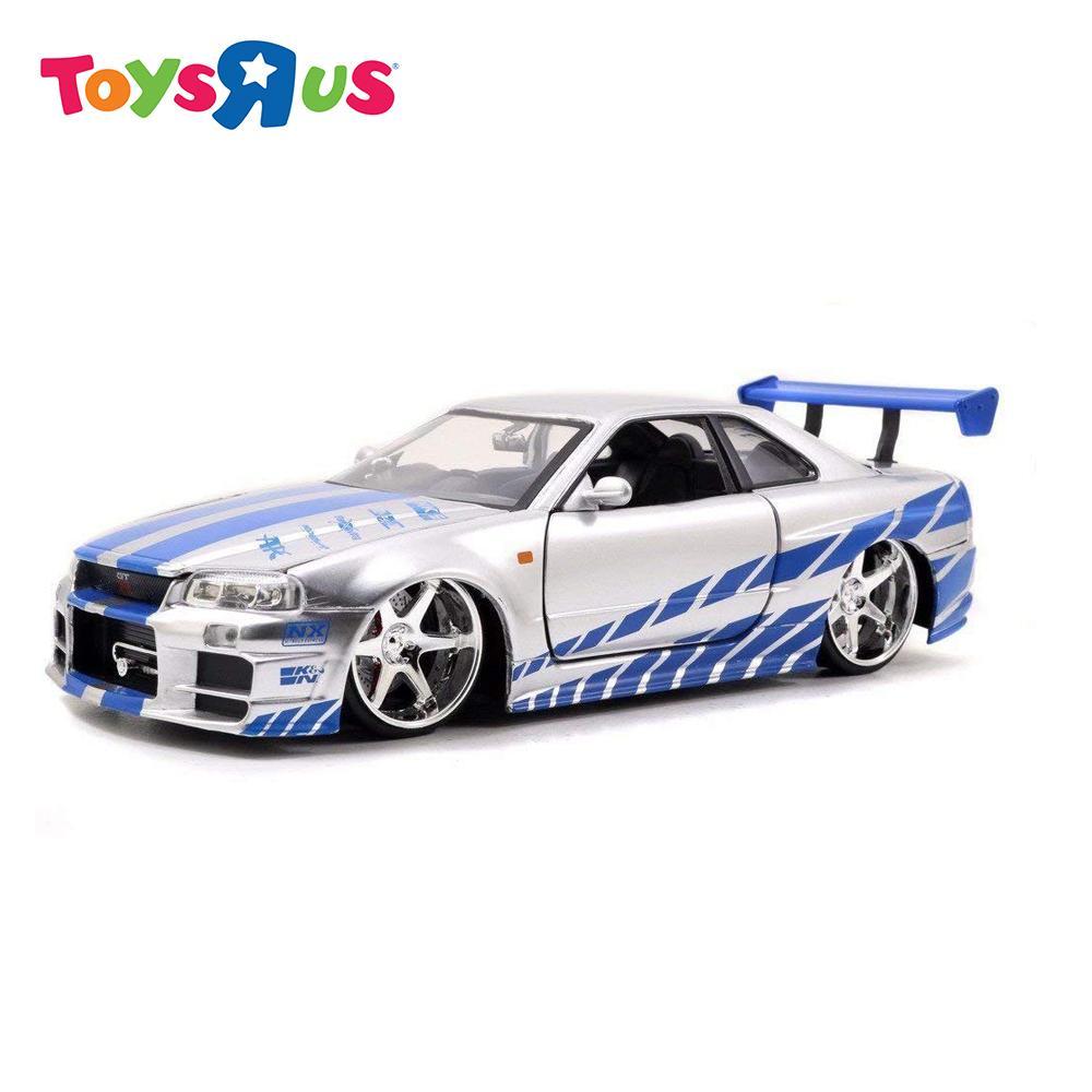 Rc Die Cast For Sale Remote Vehicles Online Brands Initial D Skyline Gt Rr32 No 141 Dream Tomica Jada Fast Furious Brians Nissan R