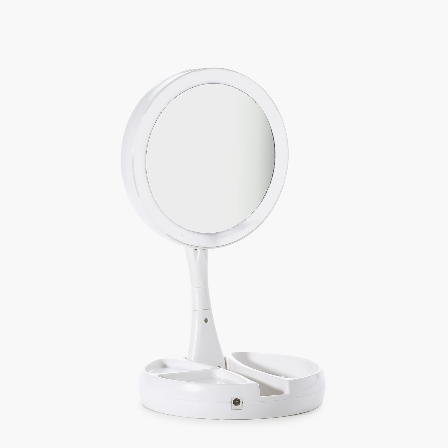 Foldaway LED Beauty Mirror Philippines
