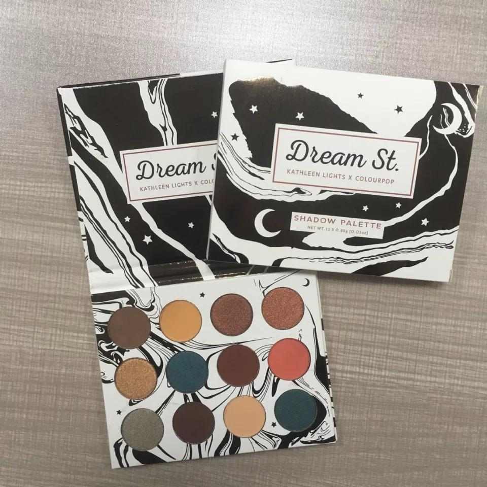 Dream St. Kathleen Lights X Colourpop Eyeshadow Palette Philippines