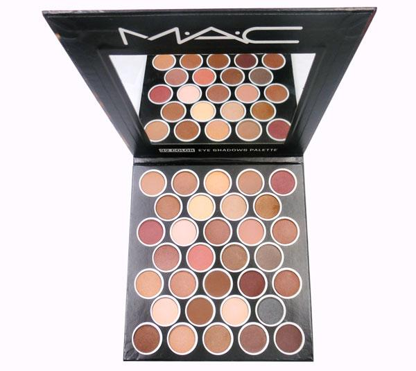 MAC 32 COLOR EYESHADOW PALLETTE Philippines