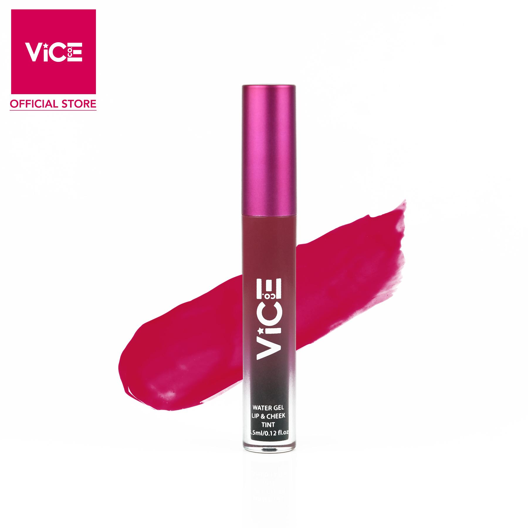 Vice Cosmetics Water Gel Lip & Cheek Tint Paberjin Philippines