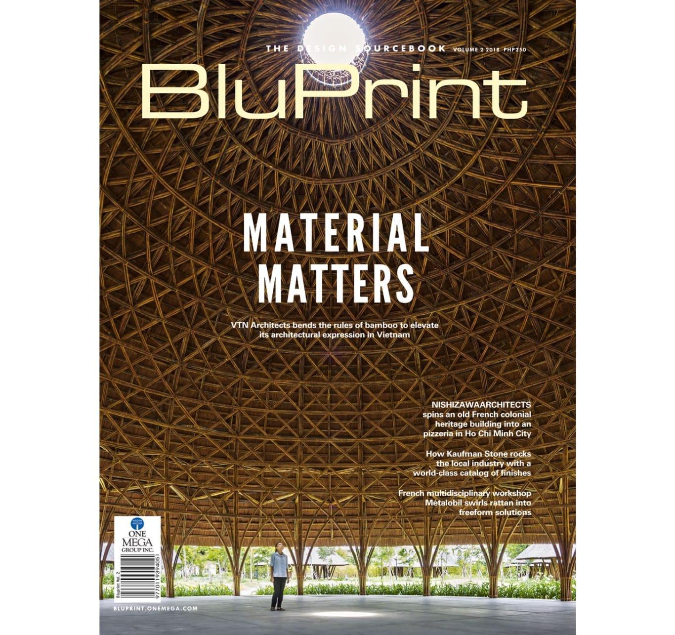 Bluprint Magazine Vol. 2 2018 By One Mega Group Inc..