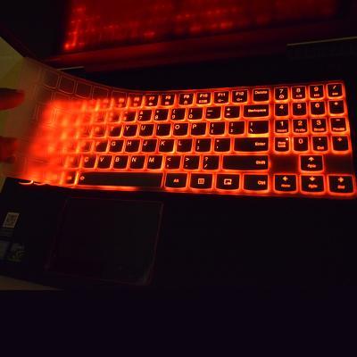 2018 a Lenovo Legion Y530 Y520 Y720 Rescuer R720 Y7000 Y7000P Laptop  Keyboard Protector Silicone Cover Y9000k Protection Cushion Equipment