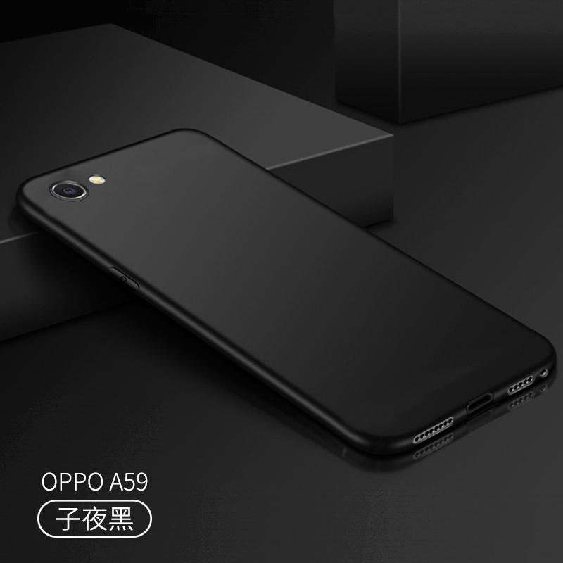 OPPPOA59 Phone Case OPPO A57 Protective Case A59s Dull Polish A59m Silica Gel A39 Soft Case A57m Shatter-resistant Men And Women a Personalized & Creative ...