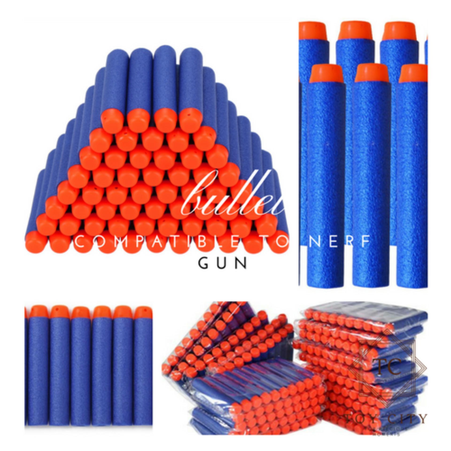 Nerf Gun 30pcs 7.2cm Refill Bullet Darts