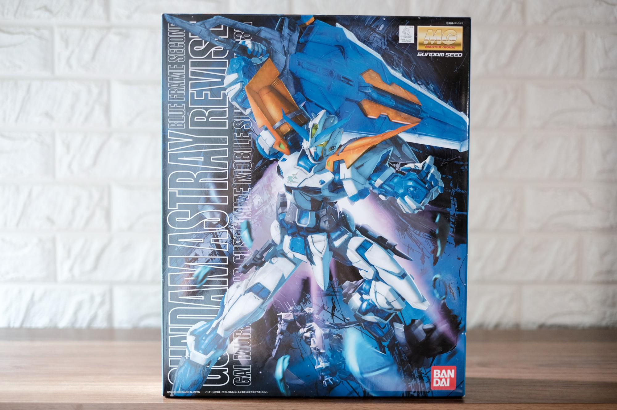 Buy Sell Cheapest Rg Astray Blue Best Quality Product Deals Gundam Frame Second Revise Mg