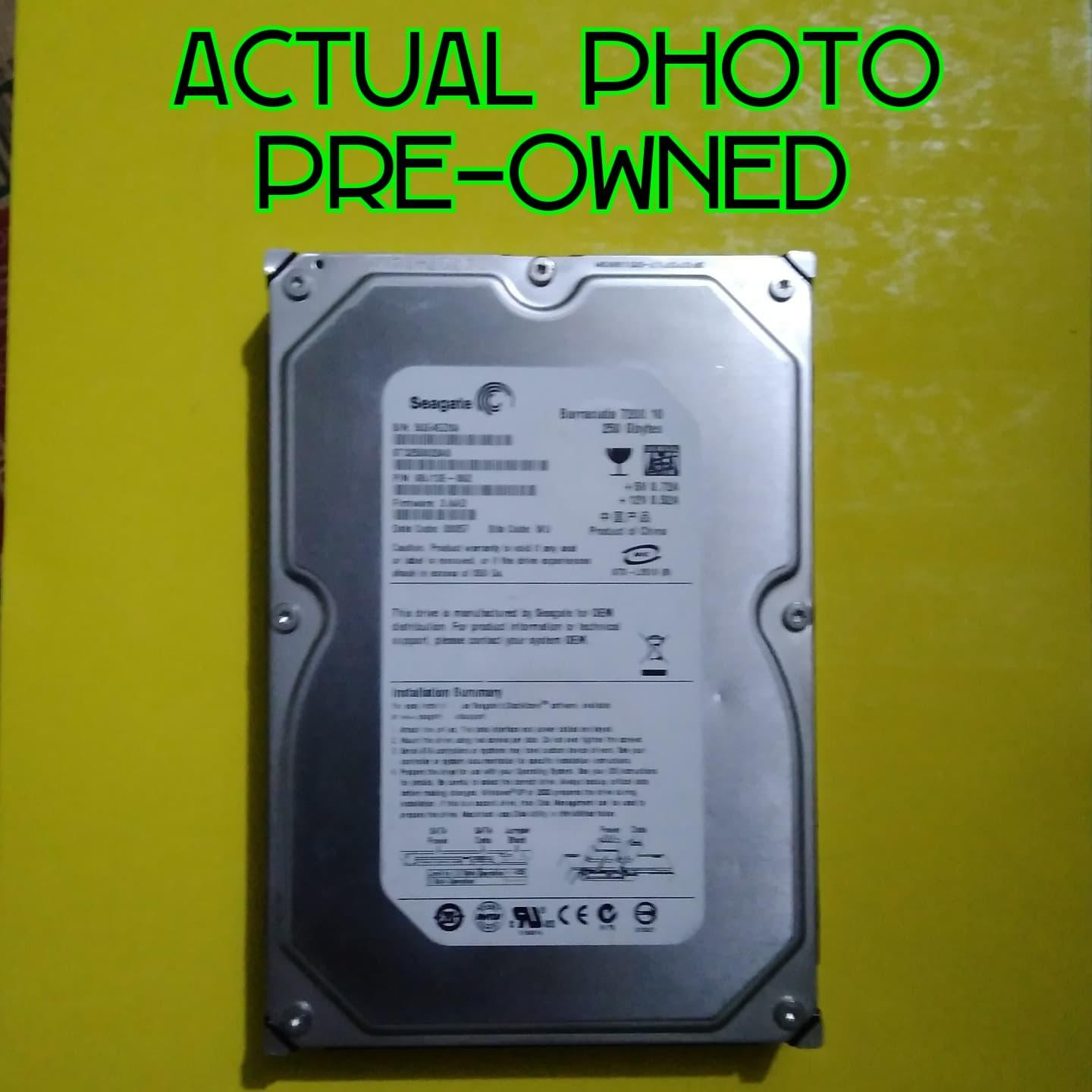 Buy Sell Cheapest Seagate Barracuda Desktop Best Quality Product Baracuda 1tb 35 Sata 250gb