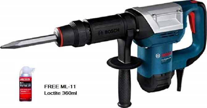 Bosch GSH-500 Demolition Hammer  with FREE ML-11 Loctite Philippines