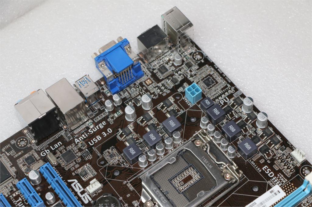 P8H61-M PRO/CM6630-8/DP_MB Desktop Motherboard H61 USB 3 0 HDMI Socket LGA  1155 i3 i5 i7 DDR3 16G Mainboard