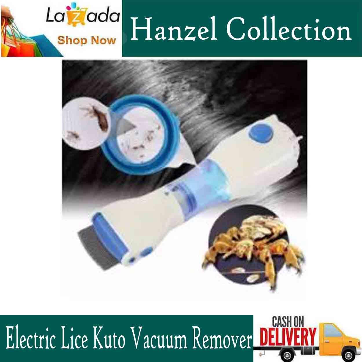 Electric Lice Kuto Vacuum Remover Treatment Machine Nit Eggs Removal