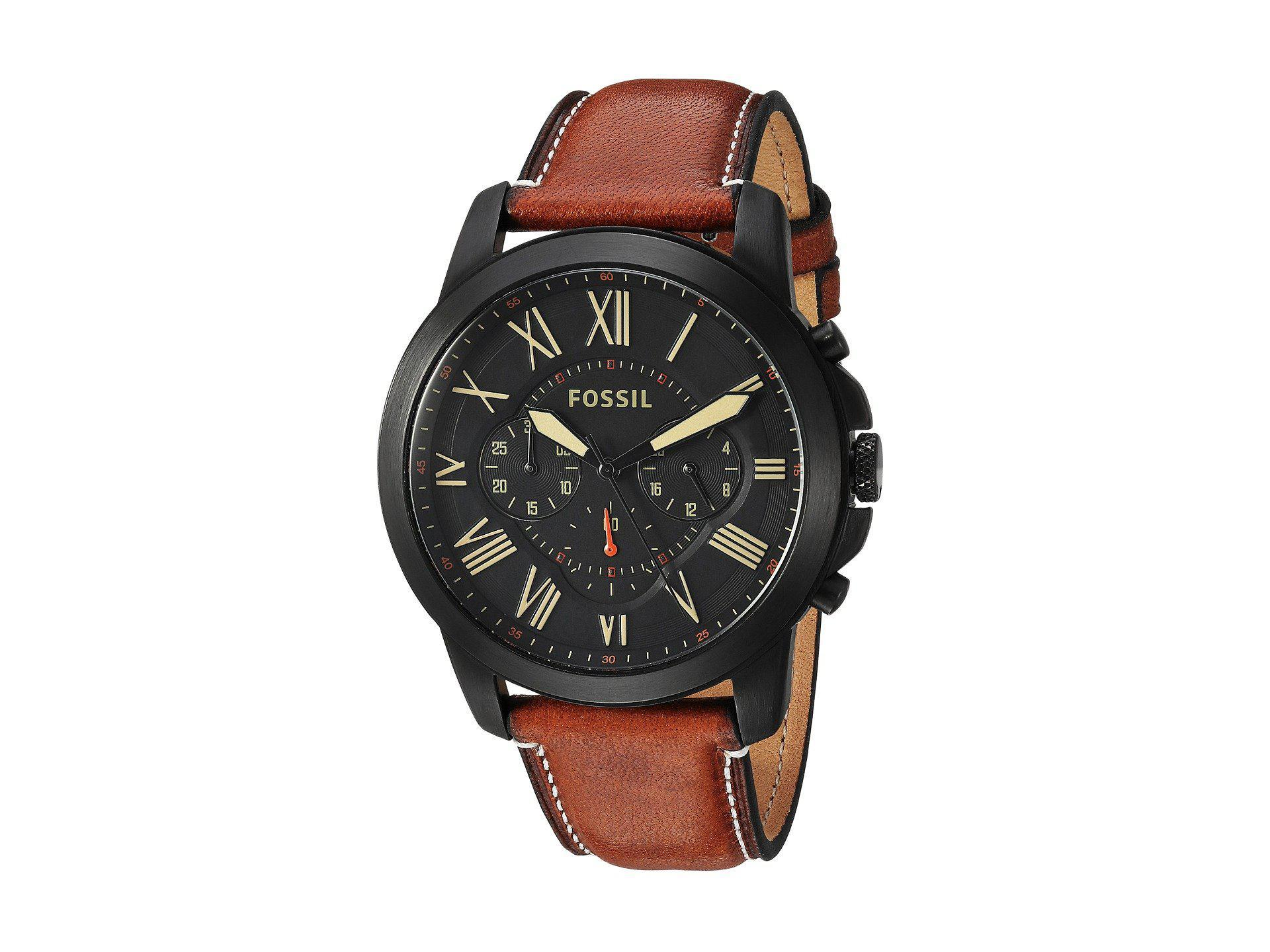 Fossil Philippines Watches For Sale Prices Reviews Lazada Es3380 Original Boyfriend Chronograph Rose Tone Grant Black Dial Mens Watch