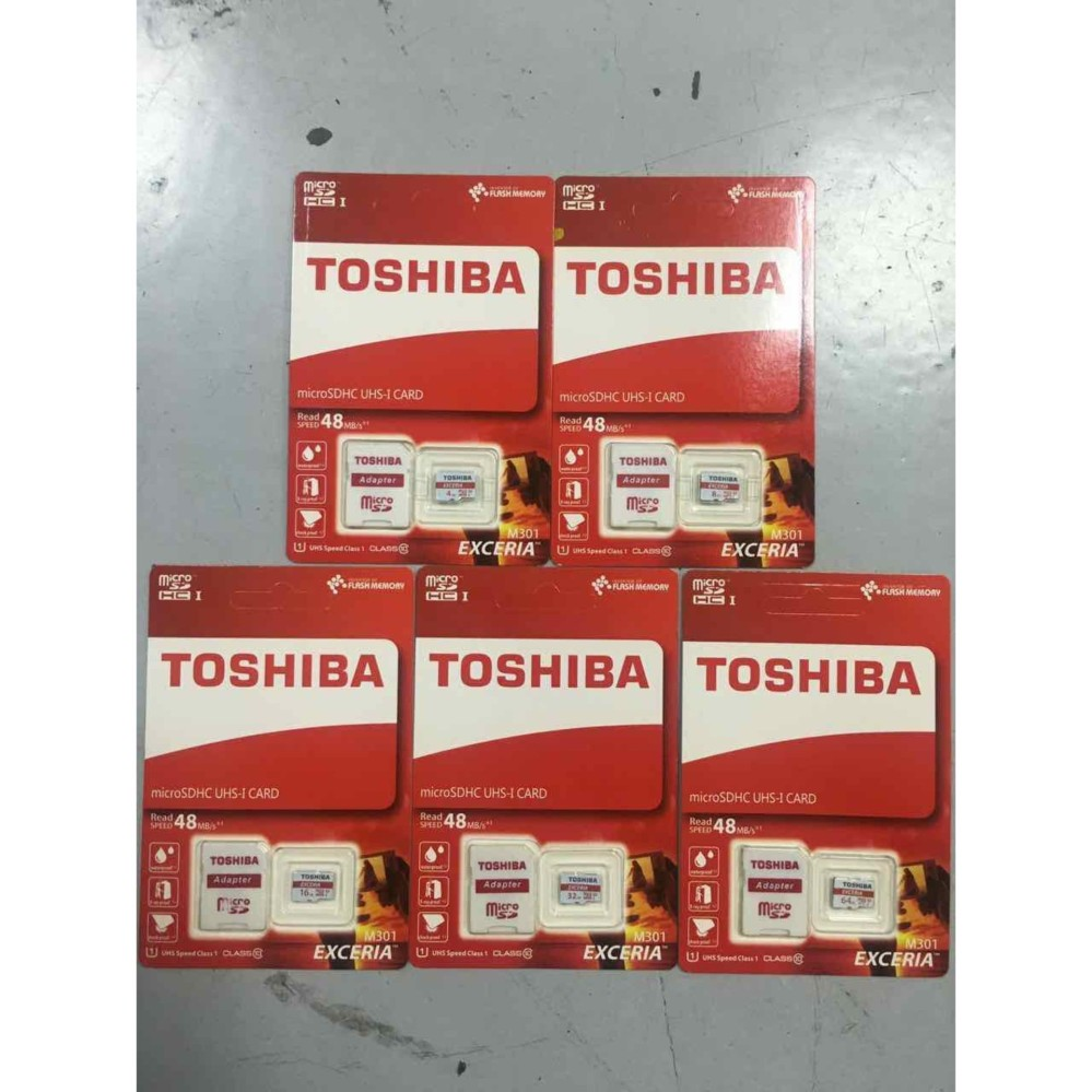 Buy Sell Cheapest Toshiba 64gb Micro Best Quality Product Deals Exceria Sdxc Uhs I Class 10 48mb S Sd 1 2gb With Adapter