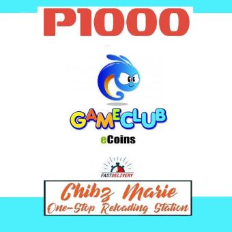 Philippines | Where to sell GAME CLUB ECOIN 1000 check price - Only