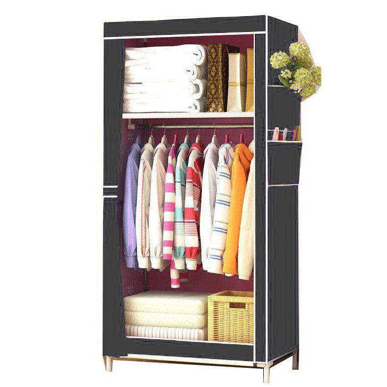 Wardrobe Clothes Storage And Organization Wilson-8870 By Wst Office Shop.
