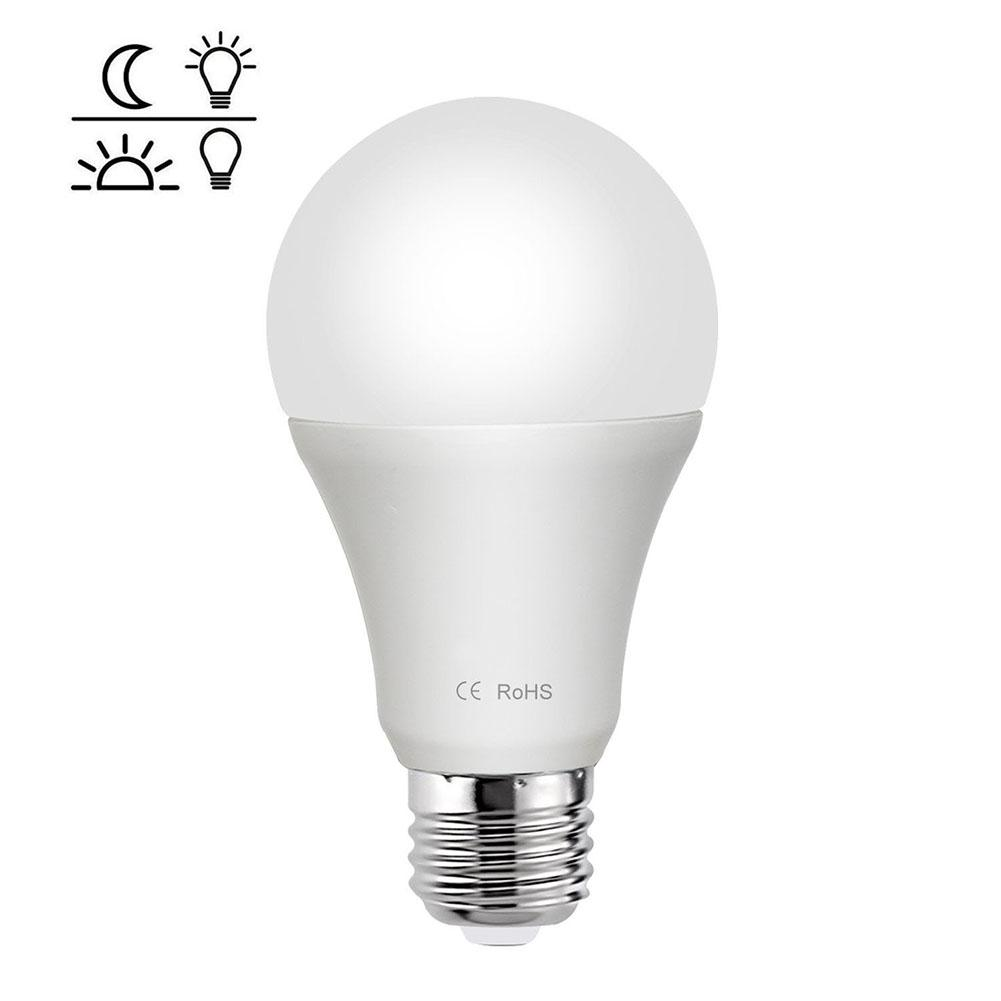 Led Lighting For Sale Lamps Prices Brands Review In Automatic Light Lgleds 85 265v E27 Sensor Lamp Bulb Dusk To Dawn Auto On