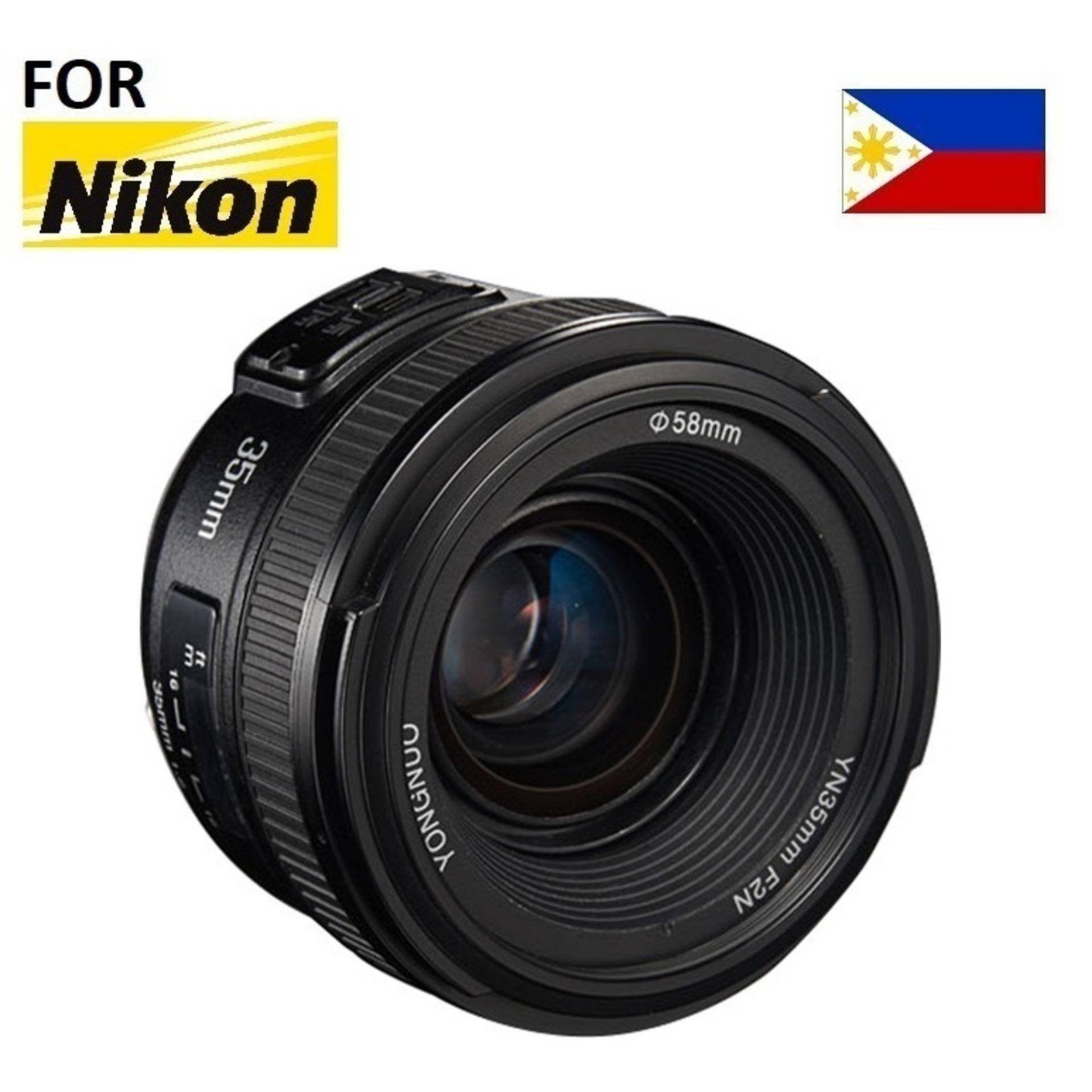 Buy Sell Cheapest Ris A 35mm Best Quality Product Deals Fujifilm X T100 Body Xf35mm F2 Gold Kamera Mirrorless Yongnuo Yn F 2 Lens For Nikon